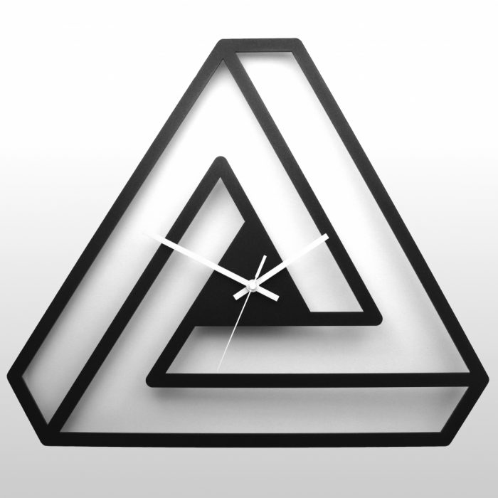 horloge-triangle
